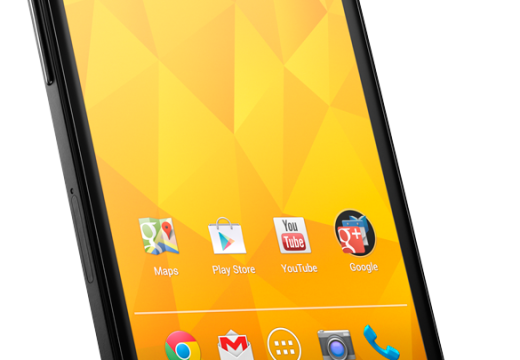 Google Nexus 4 finally enters the market