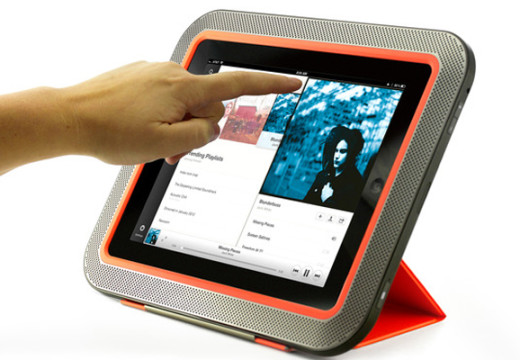 iPad Case Specially Made for Music Lovers: Seeking Funds on KickStarter [VIDEO]