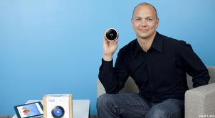 Tony Fadell made nest thermostat