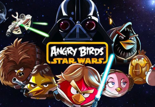 Angry Birds Star Wars is now Available for Windows 7 Handsets
