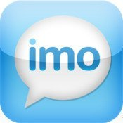 imo Messenger version 2.0 for iPad, features high-quality voice calling