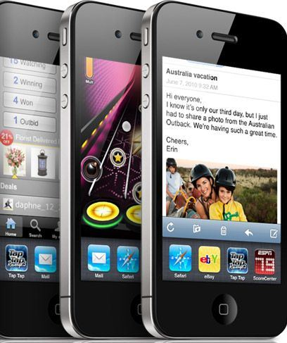 Apple to Launch Cheaper 8GB iPhone 4 (Soon)