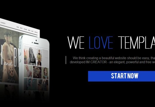 Free Website Templates Creation company, IM-Creator is getting stronger
