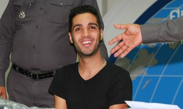 Hamza Bendelladj, Happy Hacker