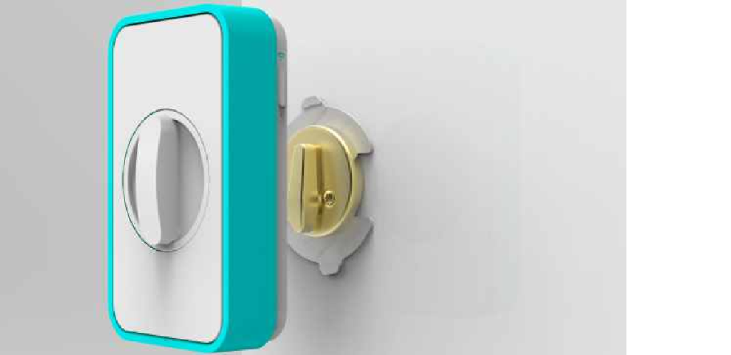 Lockitron smartphone app for door
