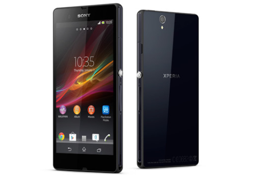 The CES 2013 Dust – proof, Water – resistant Sony Xperia Z full specifications