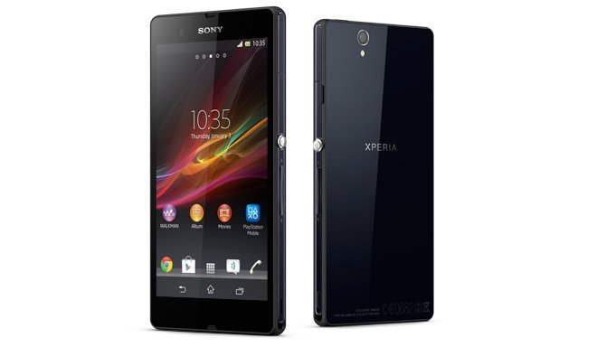 Sony Xperia Z full specifications