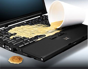 Beverage Spills is one of the expensive computer repairs