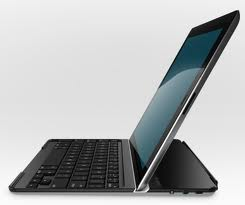 iPad Keyboard Cover, laptop with touch screen features and the whole thing Android; tablets will stay as it is