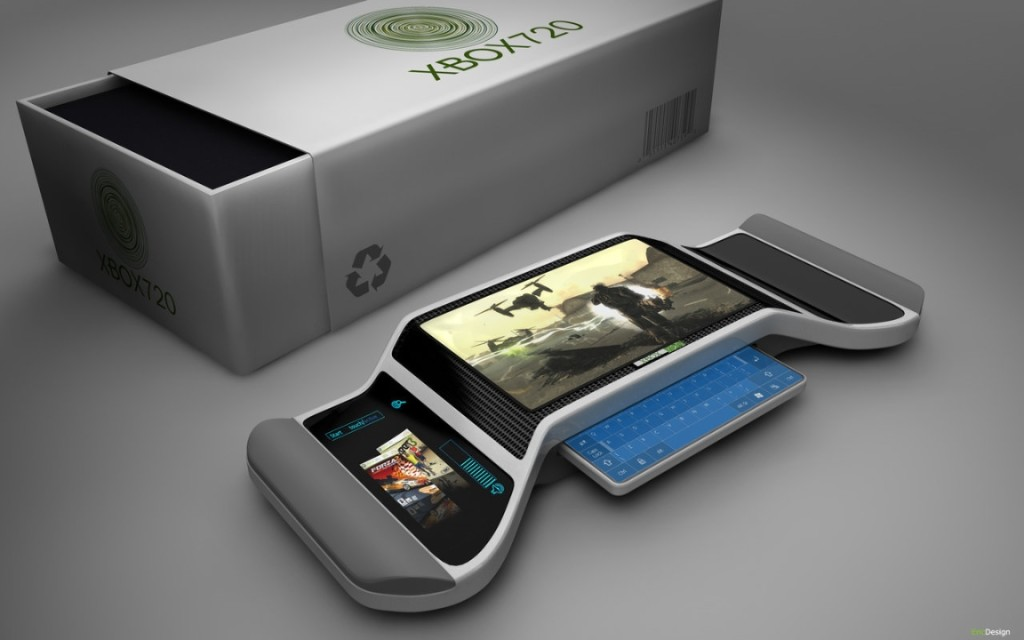 Xbox 720 new age gaming experience for video game fanatics