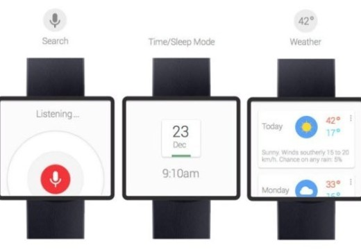 A Google Smartwatch Reportedly in the Works