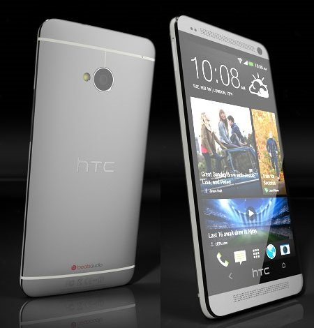 HTC One Vs iPhone 5: Comparison Begins!