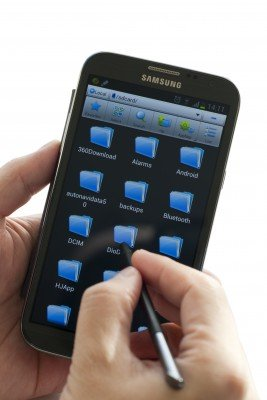 Business Benefits of Controversial Samsung Galaxy Note 2