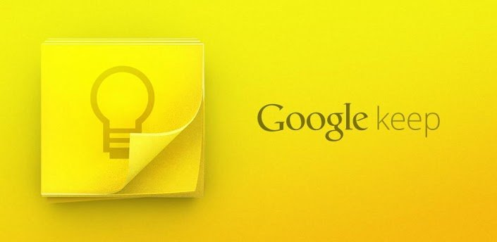 Google Keep Productivity apps