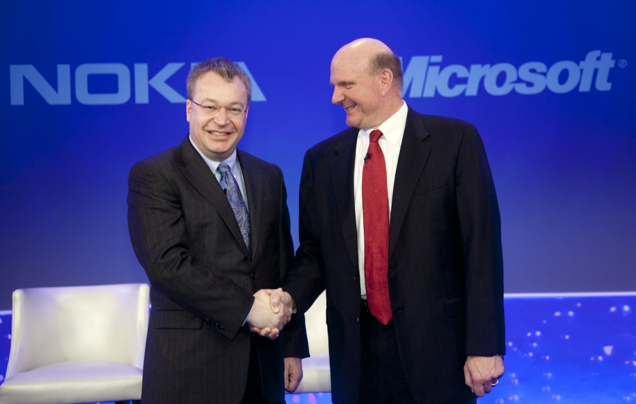 Microsoft almost acquired Nokia