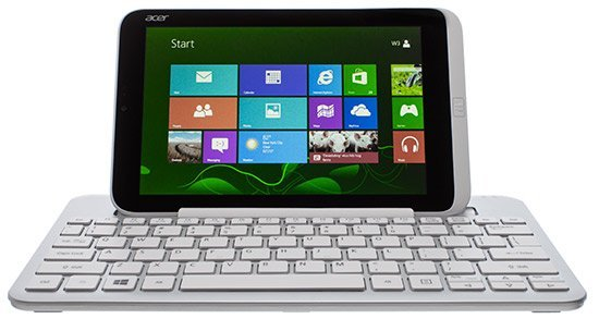 Experts reviews for new Acer Iconia W3 windows 8 tablet