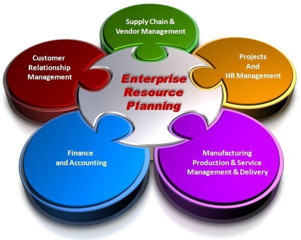 ERP impacts on our businesses