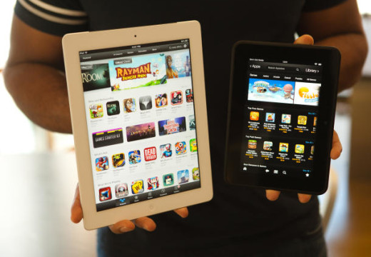 TechAtLast Writing Challenge: Win an IPAD 3 or AMAZON KINDLE HD from us