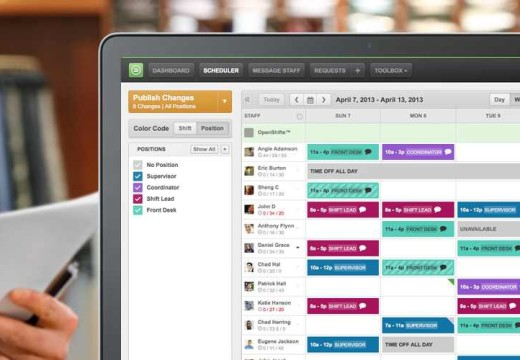 Why I use Employee Scheduling Software for My Business