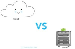 Crucial Differences between Cloud Computing and Conventional Computing