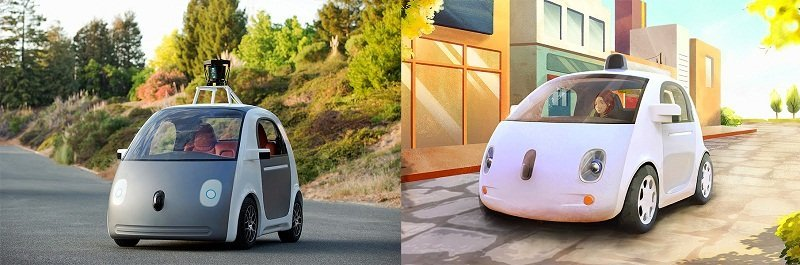 Is Google making an Android Car? Self Driving Car; No Steering Wheel, No Brakes