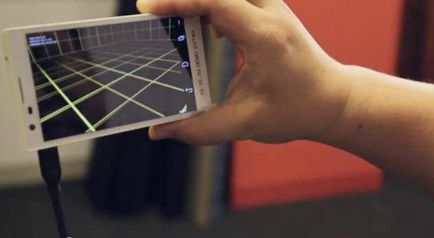 Google Making Tablet with 3D Image Capability to air Project Tango