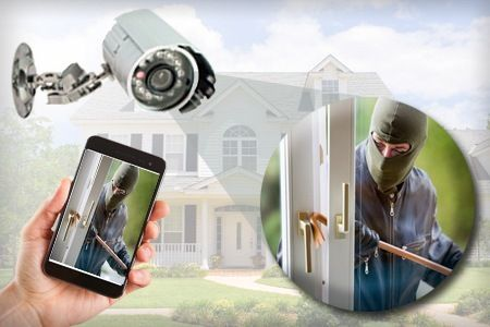 How to turn your Smartphone to a Home Security Assistant