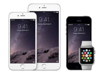 Apple Watch, Apple Pay, iOS 8 and U2 gift Album debut alongside the iPhone 6