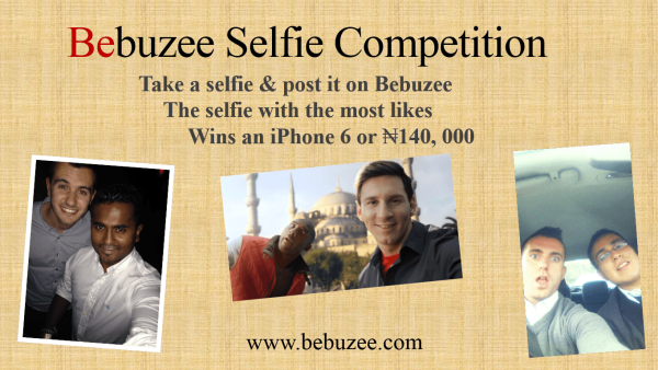 Bebuzee Selfie competition