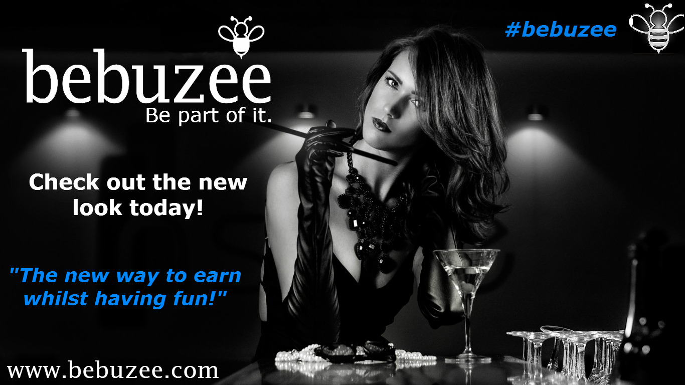 The new Bebuzee Press Release Image