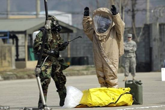 "US Army developing ""Invisibility Suit""? Can this be true? Another World War looming? or What?"