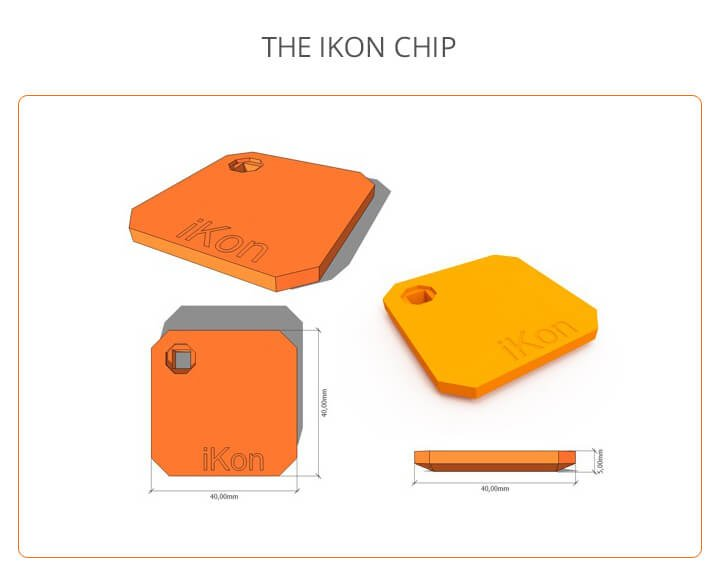 iKon Chip technology sets to reduce kidnap attempts by TechAtLast