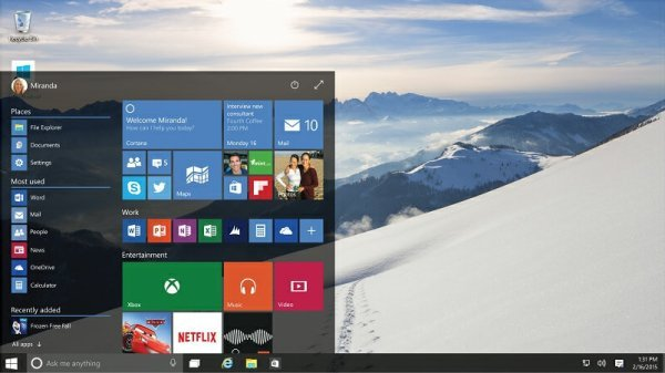 Top Windows 10 Apps for Top Business Productivity including Windows Hello, Passport & Others