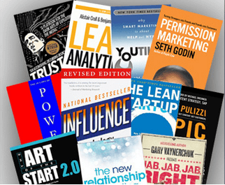 10 Business and marketing books giveaway