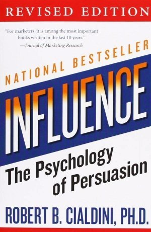 Giveaway Free Influence by Robert Cialdini