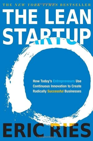 Giveaway Free The Lean StartUp by Eric Ries