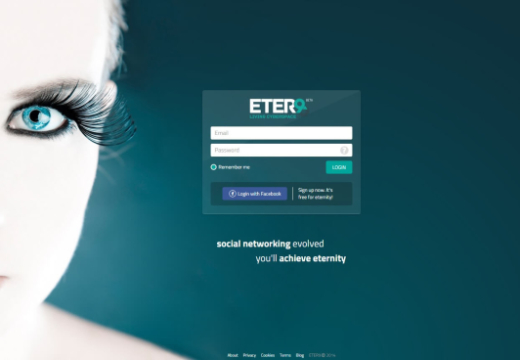 Digital Eternity: Eter9 Social Media Posts updates on user's behalf after Death