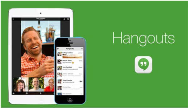 Google hangouts now available on its own website and app