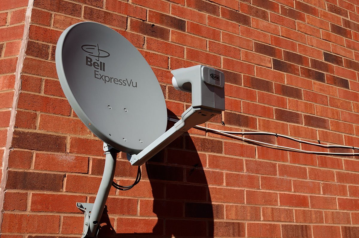 Steps to Mount Satellite Dish on a Brick Wall