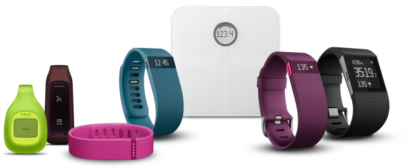 FitBit wearable lets you monitor what is monitorable