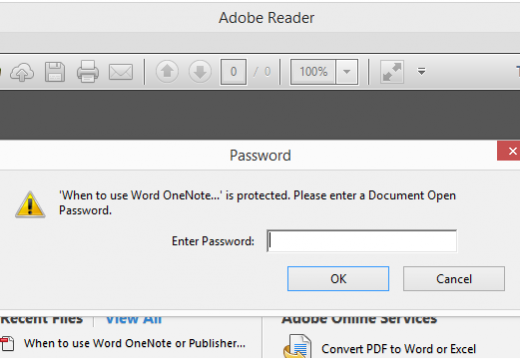 How To Create Secure PDFs With Able2Extract 10 Software