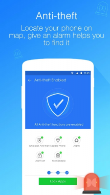 Leo Privacy Guard v3.0 app anti theft feature
