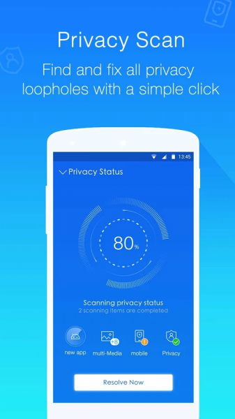 Leo Privacy Guard v3.0 privacy scanner
