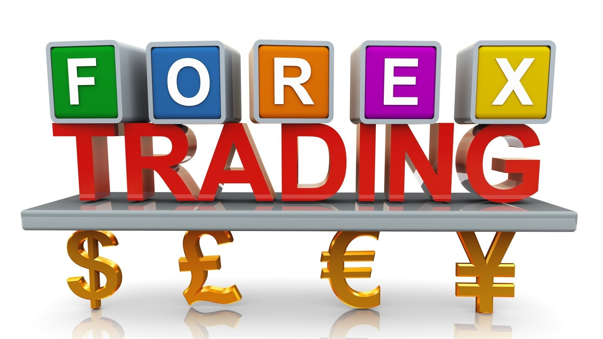 How is forex traded