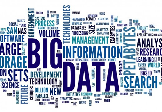Big Data and the Cloud in 2016: Changing Formations