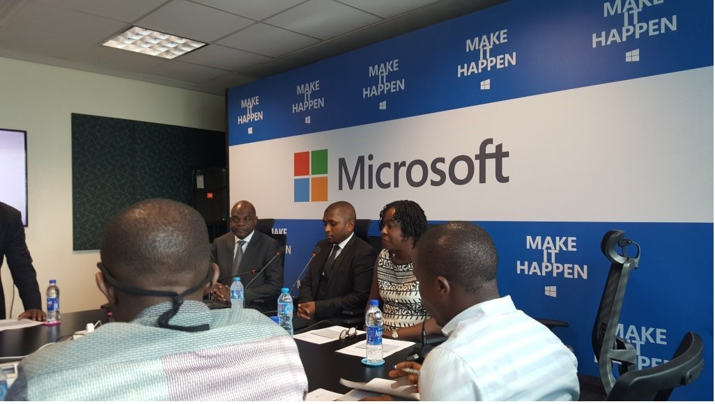 Microsoft Nigeria official launching