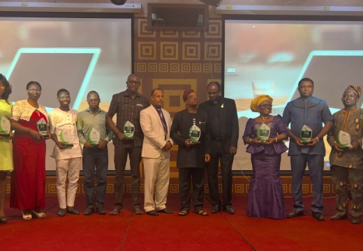 Mary Uduma, CFA, Wunmi Hassan receive NiRA Presidential Awards 2016
