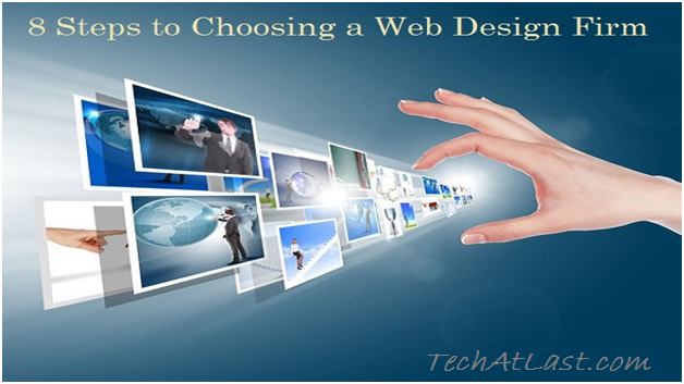 8 Steps to Choosing a Web Design Firm for Your Brand