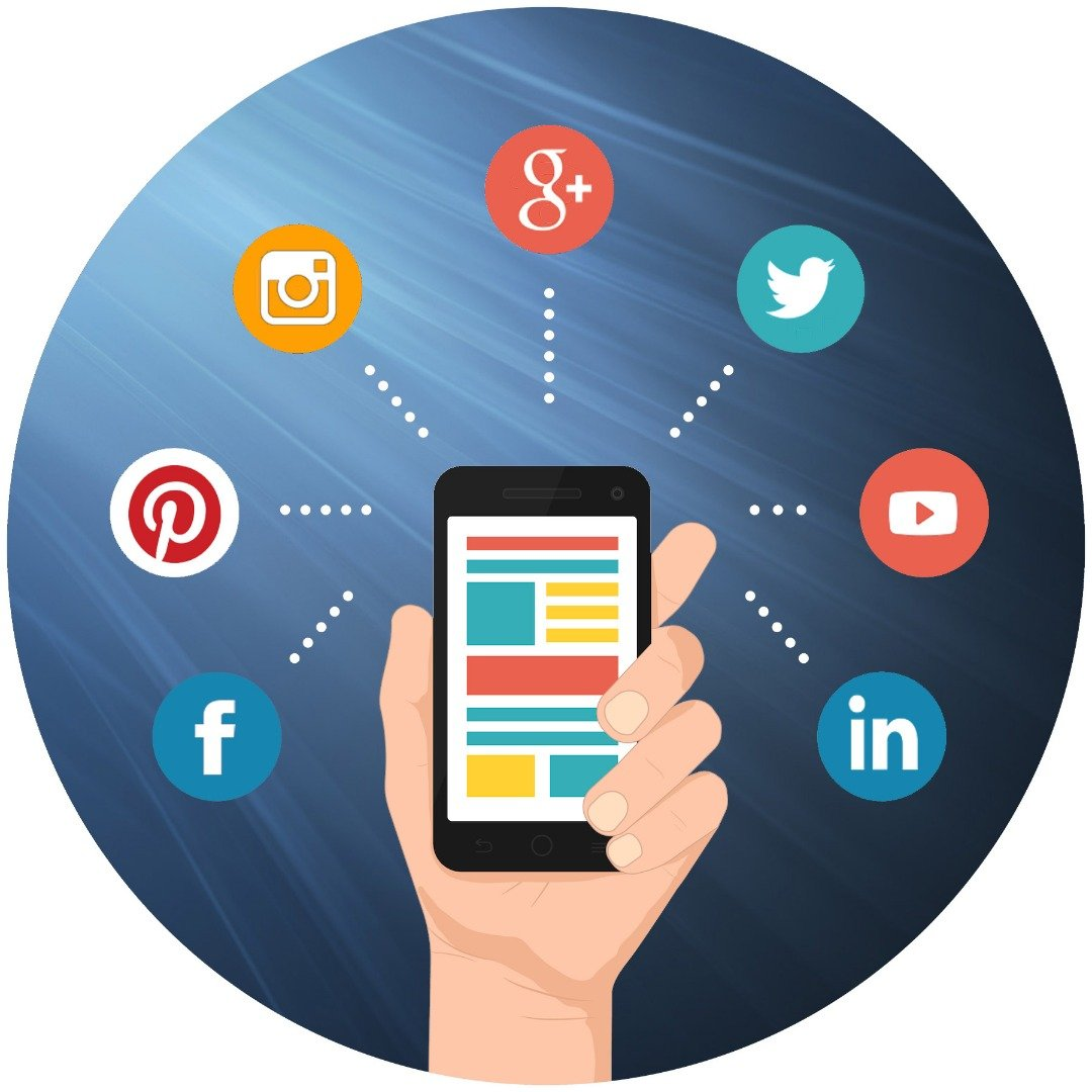 Social media platform is another mobile app promotion strategy