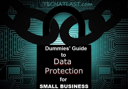 The Dummies' Guide to Data Theft: How to Protect Your Business from Theft